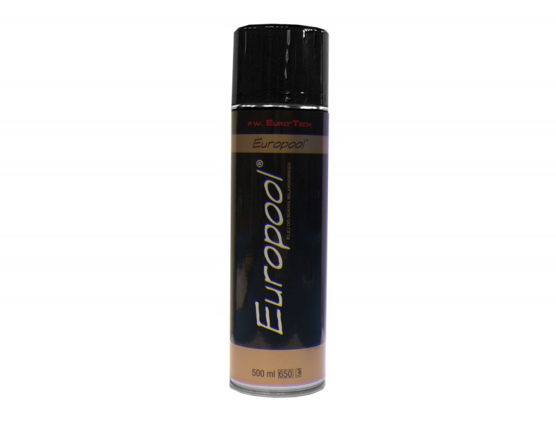 Klej do sukna bilardowego Europool? Spray 500ml